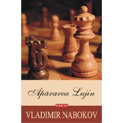 Traducere din limba rusã &351;i note de Adriana LiciuCel de-al treilea roman al lui NabokovAp&259;rarea Lujineste povestea unei nebunii înfior&259;toare Singuratic &351;i recluziv în copil&259;rie Lujin este o enigm&259; pentru p&259;rin&355;i &351;i o victim&259; a semenilor Ca s&259; scape de angoasa cotidian&259; ajunge s&259; se refugieze în jocul de &351;ah pe care-l st&259;pîne&351;te cu virtuozitate;