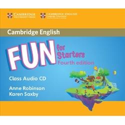 Fourth edition of the full-colour Cambridge English Young Learners YLE preparation activities for all three levels of the test Starters Movers Flyers updated to reflect the new revised specifications which will be out in January 2018Fun for Starters provides full-colour preparation material for the Cambridge English Starters test Fun activities balanced with exam-style questions practise all the areas of the syllabus in a communicative way The material is specifically