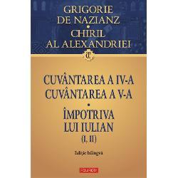 """Edi&539;ie bilingv&259;Traducere &537;i note de Anamaria-Irina StoicaStudiu introductiv de Miruna T&259;taru-Cazaban &537;i Bogdan T&259;taru-CazabanEdi&539;ie îngrijit&259; de Adrian Muraru""""C&259;ci unii oameni se plîng de ultimele lovituri primite &537;i de caznele de aici Pentru ace&537;tia doar aceast&259; via&539;&259; e de luat în considerare c&259;ci ei nu ajung cu gîndul la cele de dincolo &537;i nici nu"""