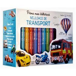 Cutia con&355;ine opt c&259;rticele pe carton ilustrate cu imagini captivante din lumea ma&537;inilor de orice fel Copiii vor fi încânta&355;i s&259; recunoasc&259; &537;i s&259; numeasc&259; mijloacele de transport cunoscute în timp ce înva&355;&259; s&259; asocieze imaginile cu cuvinte Totodat&259; î&537;i îmbog&259;&355;esc cuno&537;tin&355;ele &537;i vocabularul cu no&355;iuni &537;i cuvinte noi