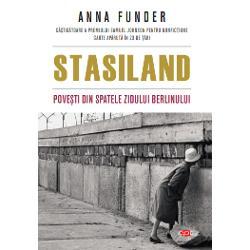 În 1989 Zidul Berlinului a c&259;zutLa scurt&259; vreme dup&259; aceea cele dou&259; Germanii s-au reunificat iar Germania de Est a încetat s&259; existeBestsellerul Annei FunderStasilandne aduce pove&537;ti extraordinare din via&539;a real&259; a&537;a cum era ea în fosta Germanie de EstSe întâlne&537;te cu Miriam care a încercat s&259; fug&259; în Germania de Vest când avea