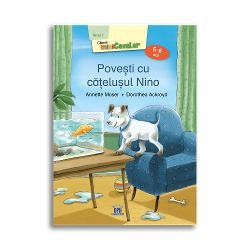 C&259;&539;elu&537;ul Nino are blana alb&259; &537;i frumoas&259; iar urechile &537;i labele sunt cafenii Pentru Dan Nino este cel mai dr&259;g&259;la&537; c&259;&539;el din lume De aceea se face c&259; nu vede când Nino face dezordine în camera de zi vine pe furi&537; cu el la &537;coal&259; sau sap&259; multe gropi în gr&259;din&259; Nu are timp s&259; se plictiseasc&259; al&259;turi de prietenul lui cu patru picioare Editura DPH te
