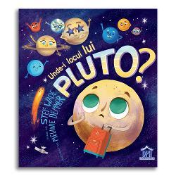 Pluto tr&259;ie&537;te &537;ocul vie&539;ii sale când afl&259; c&259; nu este planet&259; Se simte pierdut confuz &537;i dat la o parte Nu mai &537;tie unde îi este locul ci doar unde nu îi este Îns&259; Pluto decide s&259; afle &537;i porne&537;te într-o c&259;l&259;torie de autodescoperireîn care încearc&259; s&259; î&537;i dea seama cine este el &537;i unde îi este de fapt locul în sistemul
