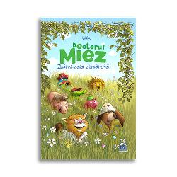 Doctorul Miez &537;i asistentul s&259;u Tobi sunt gata s&259; ajute pe toat&259; lumea În cabinetul lor din frumosul sat Zbârni vin mul&539;i pacien&539;i-animale Când doctorul este pe punctul de a examina urechile ariciului Ari Papagai îi spune agitat c&259; vecina lui zbârni-oaia Meee a disp&259;rut Împreun&259; doctorul Miez &537;i prietenii s&259;i pornesc în c&259;utarea ei Dar unde poate fi Meee