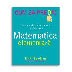 """Matematica este materia """"Cenu&537;&259;reas&259;"""" a curriculumului din clasele primare Nu este sora mai urât&259; care se prezint&259; ca atare; poate fi """"Frumoasa balului"""" dac&259; i se aplic&259; machiajul corespunz&259;tor Aceast&259; carte î&539;i va ar&259;ta cum s&259; """"cosmetizezi"""" materia pentru a o face s&259; devin&259; atr&259;g&259;toare pentru tineri &537;i te va încuraja s&259; îmbraci"""