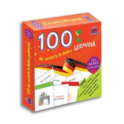 Înva&539;&259; primele cuvinte în limba german&259; Prive&537;te cu aten&539;ie imaginile alege una &537;i apoi caut&259; cuvântul printre jetoanele mici Joc Împarte fiec&259;rui juc&259;tor câte 10 jetoane cu imagini Primul care g&259;se&537;te printre jetoanele mici cuvântul corespunz&259;tori imaginii câ&537;tig&259; runda Continua&539;i pân&259; termina&539;i cele 10 jetoane &537;i