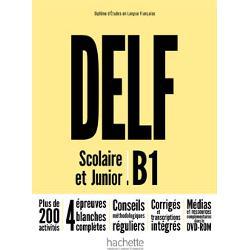 Préparez-vous à lexamen du DELF Scolaire et Junior avec cette nouvelle édition« tout-en-un»Centrée sur l'élève cette nouvelle édition en couleurs « tout-en-un » propose aux adolescents 11-17 ans une préparation en autonomie ou en classe au DELF Scolaire et JuniorL'ouvrage présente le diplôme et ses