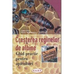 Aceasta carte nu trebuie sa lipseasca din biblioteca fiecarui apicultor Regina este elementul principal pentru dezvoltatea unei apiculturi de succes de aceasta depinde calitatea culturii de miere si sanatatea coloniei tale de albineVei invata ca reproducerea reginelor nu este deloc complicat&259; autorii oferindu-ti toate informatiile de care ai nevoie despre cresterea imperecherea si utilizarea reginelor dar si despre cele mai bune rase sau inseminarea artificala