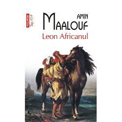 Traducere din limba francez&259; &351;i note de Ileana CantuniariRomanulLeon Africanulexploreaz&259; ciocnirea a dou&259; civiliza&355;ii islamul &351;i cre&351;tin&259;tatea folosind ca pretext periplele unui aventurier &351;i geograf arab personaj real Hassan al-Wazzan N&259;scut în Spania la pu&355;in timp dup&259; alungarea maurilor în 1492 Hassan cre&351;te în Africa de Nord str&259;bate de&351;ertul Sahara