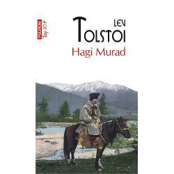 Hagi Murad ultima capodoper&259; a lui Lev Tolstoi pune sub semnul întreb&259;rii brutalitatea &351;i absurditatea r&259;zboiului opunîndu-i frumuse&355;ea spiritului uman &351;i importan&355;a rezisten&355;ei în fa&355;a nedrept&259;&355;ii Printr-o împletire ingenioas&259; a fic&355;iunii cu faptul istoric aceasta urm&259;re&351;te destinul lui Hagi Murad un c&259;pitan de o vitejie legendar&259; care în timpul R&259;zboiului