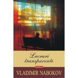 """""""Lucruri transparente este poate cea mai bun&259; carte din cîte s-au scris pîn&259; acum despre facerea &537;i desfacerea fic&539;iunii Iar Nabokov este într-adev&259;r un connaisseur un student insa&539;iabil al gustului pe care îl au &537;i al felului în care ajung s&259; fie resim&539;ite micile evenimente mentale cineva care poate s&259; vorbeasc&259; cu tact &537;i autoritate unice despre deliciile ame&539;itoare &537;i jalnicele"""