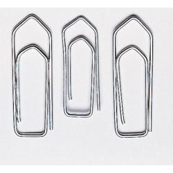 Agrafe metalice argintii 33 mm100 buccutie cartonProdus de Wedo-Germania