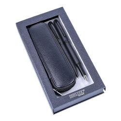 Set stilou pix negru Online Eleganza etui si cutie ON034573 imagine librarie clb