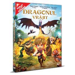Dragonul Vrajit DVD imagine librarie clb