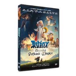 Asterix: Secretul Potiunii Magice - DVD imagine librarie clb