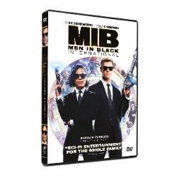 Men in Black: International - DVD imagine librarie clb