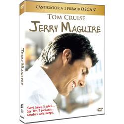 Jerry Maguire Tom Cruise un agent sportiv foarte important face greseala sa scrie un memoriu despre activitatea companiei la care lucra lucrurile pe care le gandim si nu le spunem Ca urmare este concediat fara ocolisuri Si cum un ghinion nu vine niciodata singur isi va pierde si logodnica si clientii Dar Jerry este un luptator si nu se da batut Ajutat de Dorothy o tanara