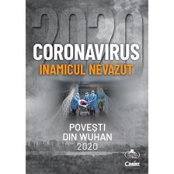 Unul din primele volume despre lupta împotriva epidemiei coronavirusului care î&537;i propune s&259; ofere cititorilor din &355;ar&259; &351;i din str&259;in&259;tate o imagine cât se poate de realist&259; a eforturilor chinezilor de a învinge acest flagelDeclara&355;ii articole fotografii relat&259;ri personale sunt m&259;rturii de net&259;g&259;duit ale curajului &351;i determin&259;rii locuitorilor din Wuhan care au r&259;mas aici
