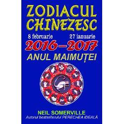 Zodiacul chinezesc 2016-2017