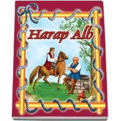 Harap Alb Carte ilustrata