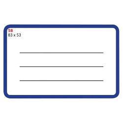 Etichete scolare 83x53mm 30/plic 2730 imagine librarie clb
