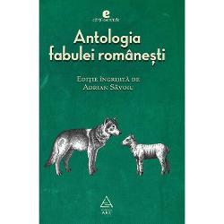 Spre deosebire de literatura occidental&259; unde fabula începuse s&259; decad&259; în secolul al XIX-lea în literatura român&259; specia a cunoscut în aceast&259; epoc&259; marile ei momente Aflându-&351;i un deschiz&259;tor de drum în Dimitrie Cantemir care a utilizat alegoria în romanul Istoria ieroglific&259; întâiul nostru fabulist este considerat Dimitrie