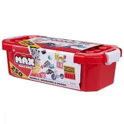 PentruBaieti FeteVarsta3 - 4 ani 4 - 5 ani 5 - 7 ani 7 - 8 aniBrandMax BuildConstruiti mai mult cu blocurile de constructie de jucarie premium MAX BuildCaramizile si piesele Max sunt fabricate din materiale de inalta calitate si sunt foarte rezistenteCombinati acest set cu alte seturi de la Zuru Max Build sau alte branduri compatibile precum Legobr