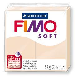 Plastelina Fimo Soft 56G Cod Cul 70 Nisip STH-8020-70 imagine librarie clb