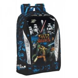 Rucsac Star Wars Rebels 44x32x14cm 611413459 imagine librarie clb