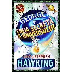 Va invitam sa faceti o calatorie prin intinderile nemarginite ale spatiului extraterestru si in toiul unei aventuri fantastice sa descoperiti misterele fizicii si universului impreuna cu George cu noii lui prieteni - omul de stiinta Eric si fiica sa Annie - si cu superinteligentul calculator Cosmos care ii poate transporta oriunde si ii poate aduce inapoi scotandu-i chiar si dintr-o gaura neagra Sau nu-i poate scoate din
