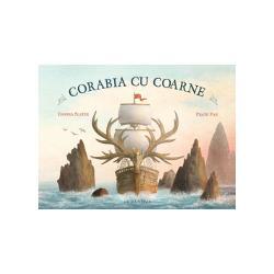 Când o corabie cu coarne ajunge în port o vulpe curioas&259; se al&259;tur&259; echipajului de porumbei curajo&537;i &537;i cerbi înfometa&539;i porni&539;i în c&259;utarea aventurii a ierburilor dulci &537;i a r&259;spunsurilor la unele dintre cele mai misterioase întreb&259;ri ale vie&539;ii