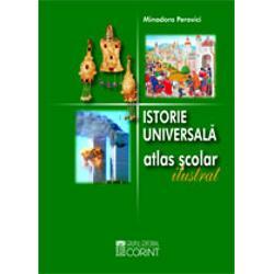 Atlas istorie universala ilustrat ed20072009