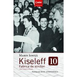Dup&259; model sovietic la începutul anilor 1950 s-a înfiin&539;at &537;i în România o &537;coal&259; de literatur&259; &537;i critic&259; literar&259; cu sediul în palatul de pe &536;oseaua Kiseleff nr 10 Studen&539;ii acesteia au fost selecta&539;i din cele mai diverse medii sociale cu scopul de a f&259;uri o nou&259; literatur&259; Printre ei s-a aflat &537;i Marin Ioni&539;&259; c&259;ruia îi dator&259;m cele mai interesante
