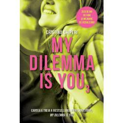 """Cristina Chiperi o licean&259; din Padova a devenit una dintre cele mai citite autoare în rândul tinerilor dup&259; ce pove&537;tile sale publicate pe platforma online wattpad au ajuns în libr&259;rii sub forma unei trilogii My dilemma is you""""Povestea aia blestemat&259; cu Carly trecutul care pare s&259; se repete…"""" Presentimentul care a înso&539;it-o pe Cris la"""