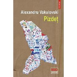 """Pizde&539;este prima parte a trilogieiLetopizde&539;""""În sfîr&537;it am citit o carte româneasc&259; Alexandru VakulovskiPizde&539; S&259;-i scriu S&259; nu-i scriu Nu &537;tiu oricum în seara asta o s&259; m&259; v&259;d cu Santiago &537;i o s&259;-i povestesc desprePizde&539; poate o s&259;-i dau cartea &537;i lui &537;i altora"""