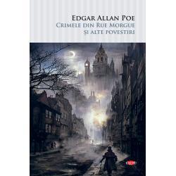 Crimele din Rue Morgue &537;i alte povestiri cuprinde cele mai cunoscute nuvele &537;i povestiri ale lui Edgar Allan Poe unul dintre cei mai provocatori scriitori ai secolului al XIX-lea Poe este considerat inventatorul literaturii poli&539;iste &537;i a contribuit de asemenea la cristalizarea genurilor &537;tiin&539;ifico-fantastic &537;i horrorPrintre povestirile incluse în acest volum se num&259;r&259;Manuscris g&259;sit într-o