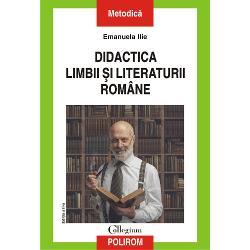 Edi&355;ia a II-a rev&259;zut&259; &351;i ad&259;ugit&259;Noua edi&539;ie rev&259;zut&259; &537;i ad&259;ugit&259; aDidacticii limbii &537;i literaturii româneeste un instrument de lucru necesar atît profesorilor care se preg&259;tesc pentru examenul de definitivat sau de ob&539;inere a gradului didactic II cît &537;i cursan&539;ilor modulului pedagogic Pe lîng&259; repere esen&539;iale privind produsele curriculare