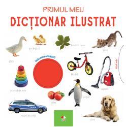 recunoa&537;te – denume&537;te – asociaz&259;Tractorul banana ursule&539;ul de plu&537; – fiecare are un nume În acest dic&539;ionar ilustrat organizat tematic sunt puse laolalt&259; o mul&539;ime de animale cunoscute &537;i obiecte din universul de zi cu zi al copiilor foarte mici Ilustra&539;ia de tip fotografie invit&259; la descoperirea &537;i recunoa&537;terea diferitelor teme Roti&539;a lateral&259; le ofer&259; celor mici ocazia