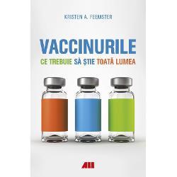 Lucrarea de fa&539;&259; cuprinde informa&539;ii sigure &537;i complete despre utilizarea eficien&539;a &537;i controversele vaccinurilor
