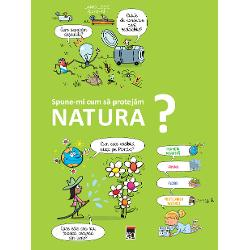 Peste 200 de intrebari pentru a descoperi bogatiile incredibile aleplanetei noastre si pentru a constientiza ce trebuie facut pentru a leproteja4 teme impartite pe sectiuni planeta noastra fauna flora protejareanaturii