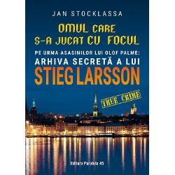 ROMAN DOCUMENTARPersonaje la fel de extreme ca Lisbeth Salander &537;i Alexander Zalachenko Doar c&259; de data asta sunt reale&206;n 28 februarie 1986 prim-ministrul suedez Olof Palme a fost asasinat pe o strad&259; din Stockholm Viitorul autor al trilogiei Millennium Stieg Larsson care la acea vreme era ilustrator al agen&355;iei de pres&259; TT a cercetat intensiv acest caz r&259;mas nerezolvat p&226;n&259; &238;n zilele noastre
