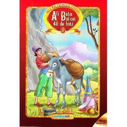 ColectiaCele mai frumoase povestia editurii Eurobookids cuprinde basme indragite de copii avand urmatoarele caracteristici• povestirile sunt prescurtate si adaptate intelegerii celor mici•textul este redactat cu litere mari de tipar pentru a usura lectura micilor incepatori•ilustratii color de mari dimensiuni ilustrator Serban AndreescuAli Baba si cei 40 de hotieste o adaptare dupa basmul cu