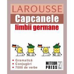 Descriere carteCapcanele limbii germanevi se adreseaza dacavreti sa revedeti rapid principalele dificultati ale limbii germaneem stylefont-style inherit important; font-weight inherit
