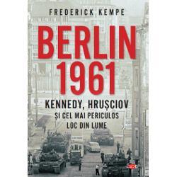 """Berlinul este cel mai periculos loc din lume URSS dore&537;te s&259; realizeze o opera&539;ie asupra acestui punct sensibil s&259; elimine acest ghimpe acest ulcer""""Asta declara Nikita Hru&537;ciov la summitul de la Viena din iunie 1961Dup&259; numai dou&259; luni în august 1961 se ridica Zidul care avea s&259; împart&259; ora&537;ul în dou&259; timp de aproape trei deceniiBazat&259; pe dosarele de curând desecretizate"""