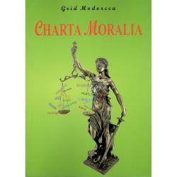 """""""Charta moralia"""" este un mai vechi proiect al autorului care a dorit s&259; împlineasc&259; visul lui Constantin Brâncu&537;i acela de a realiza un manual moral pe baz&259; de paremii Cartea chiar a&537;a se &537;i intituleaz&259; """"Charta moralia"""" pe baz&259; de paremii cu subtitlul """"Un dic&355;ionar al moralei"""" Este un dic&539;ionar care lipse&537;te din biblioteca poporului român Necesitatea de a termina o astfel de"""