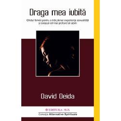 """""""Draga mea iubit&259;"""" este o carte care vorbe&537;te despre iubirea romantic&259; v&259;zut&259; ca """"un templu un laborator al lui Dumnezeu o modalitate sublim&259; de transformare spiritual&259;"""" David Deida ofer&259; asupra acestui subiect perspectiva unei oportunit&259;&539;i sacre a sufletului de a transcende limit&259;rile egoului &537;i a face saltul cuantic c&259;tre noi posibilit&259;&539;i"""