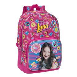 Ghiozdan scoala adaptabil 42 cm Disney Yo soy Luna 33923A.51 imagine librarie clb