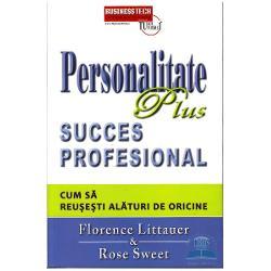 Personalitate plus succes profesional