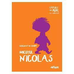 Micutul Nicolas Cartile de aur ale copilariei