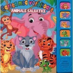 Animale salbatice Carte cu sunete